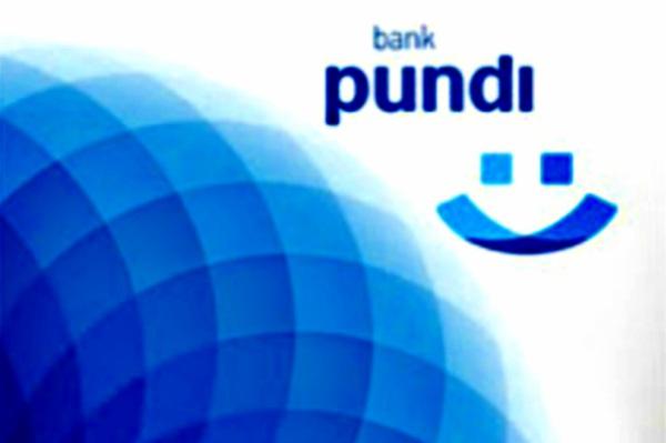 Logo Bank Pundi yang saat ini menjadi Bank Banten - Istimewa