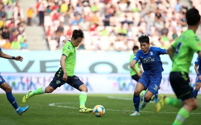 Pertandinga K-League - Antara