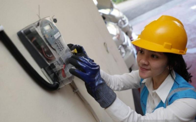 Pelanggan PLN Suluttenggo per Februari 2020 mencapai sekitar 1,6 juta, yang mayoritas merupakan pelanggan rumah tangga sebanyak 1,5 juta pelanggan. /Antara