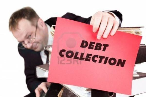 Ilustrasi debt collector. - Istimewa