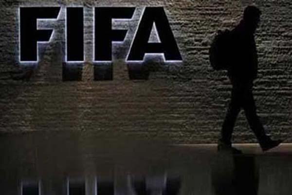 Markas FIFA di Zurich, Swiss - Reuters/Christian Hartmann