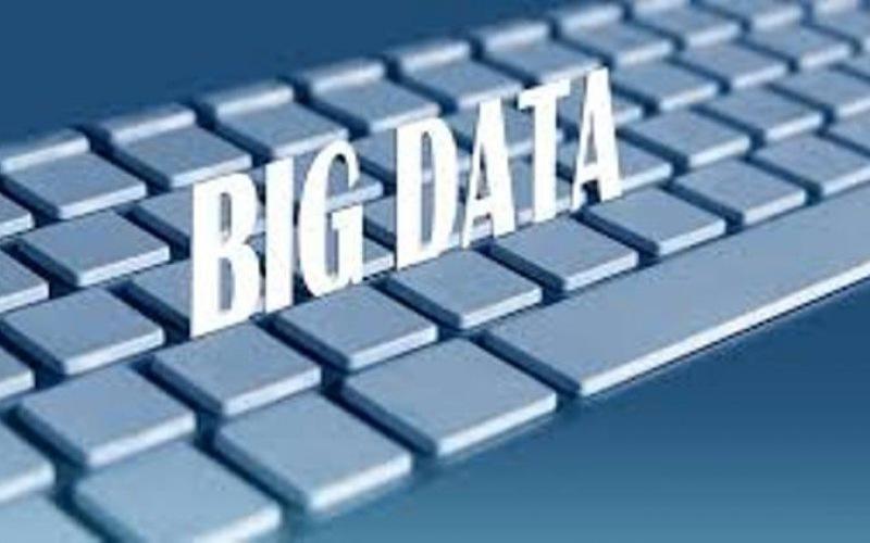 ilustrasi big data. - Antara