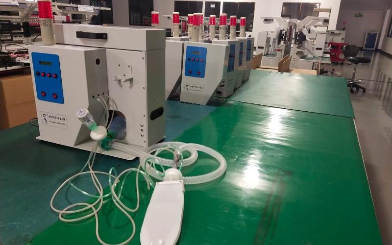 PT Len Industri mulai memproduksi Emergency Ventilator hasil rancangan BPPT dan ITB dengan menggunakan komponen lokal.