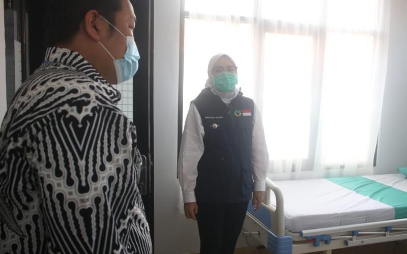 Purwakarta Siapkan Rumah Singgah untuk Pemulihan Pasien Covid/19