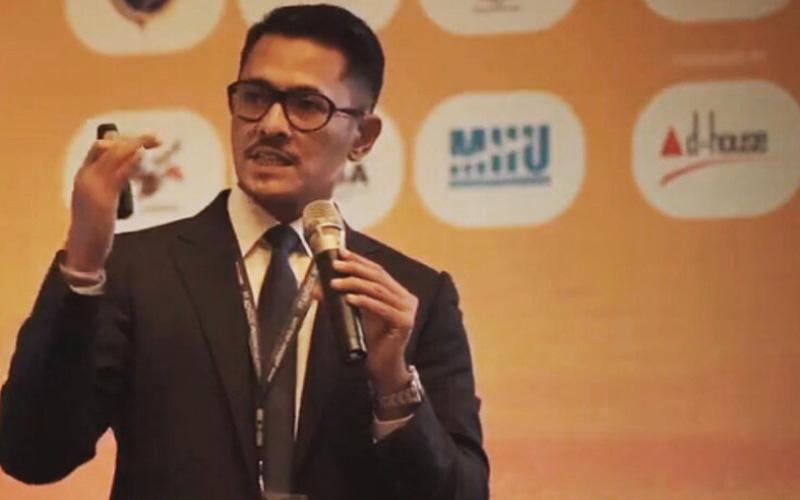 Ketua Indonesia National Air Carriers Association (INACA) Denon Prawiraatmadja. - Dok. Istimewa