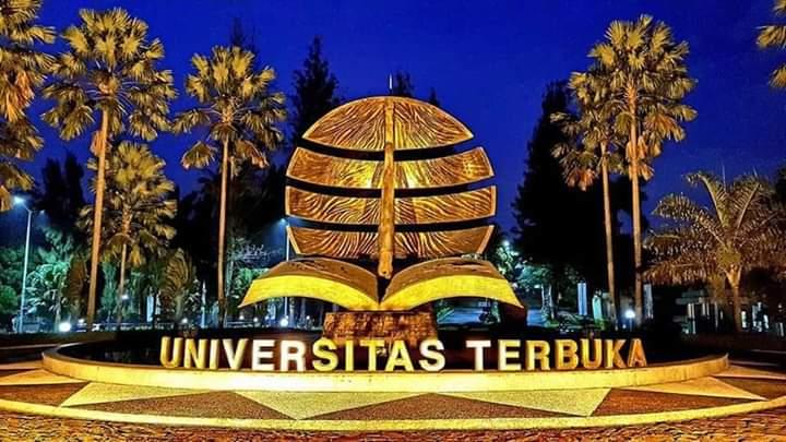 Universitas Terbuka.