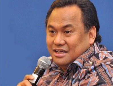 Wakil Ketua DPR Rachmat Gobel - Antara.