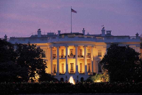 Gedung Putih Amerika Serikat. - istimewa