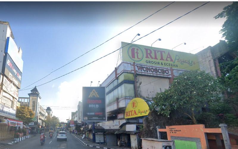Swalayan Rita di Wonosobo. Foto: Google Maps, Agustus 2019