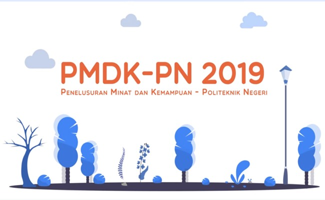 Pendafataran Politeknik Negeri 2019. - Bisnis/Dok.pmdk.politeknik.or.id