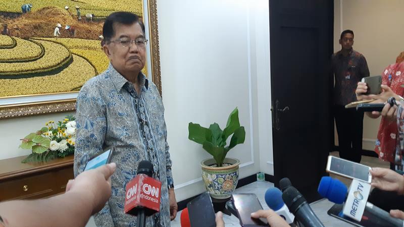 Jusuf Kalla semasa menjabat sebagai Wakil Presiden RI/JIBI - Bisnis/Anggara Pernando