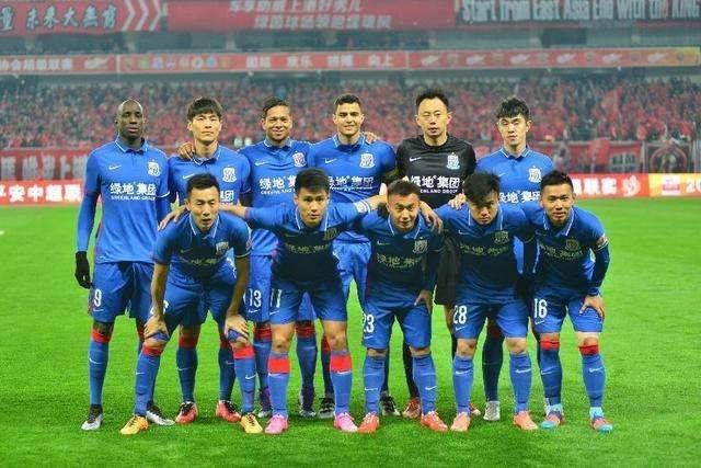 Klub Liga Super China, Shanghai Shenhua - Goalzz