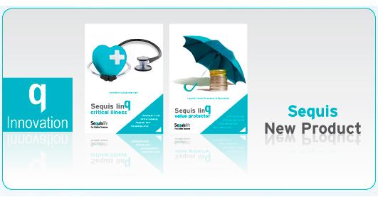 Ilustrasi produk Sequis - Istimewa