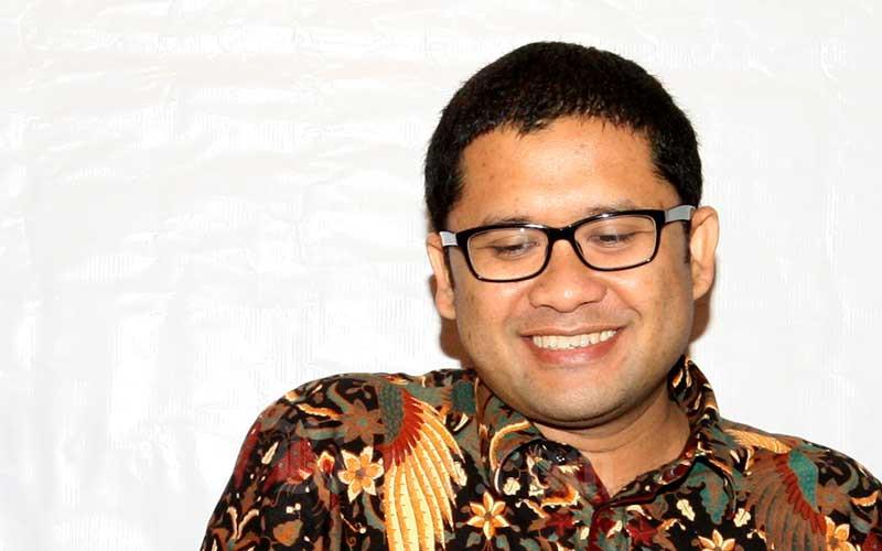 Kepala Badan Kebijakan Fiskal (BKF) Febrio N. Kacaribu. Bisnis - Dedi Gunawan