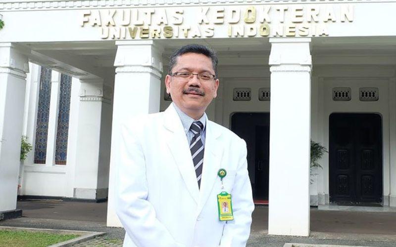 Dekan Fakultas Kedokteran Universitas Indonesia Ari Fahrial Syam/fk.ui.ac.id