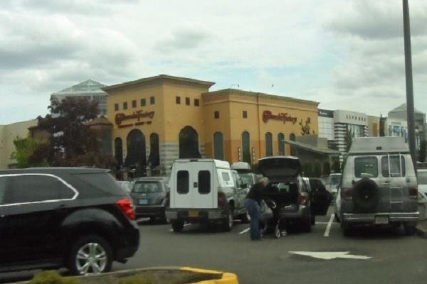 Salah satu sudut Washington Square di Portland, Oregon, Amerika Serikat.  -  Bisnis/swi
