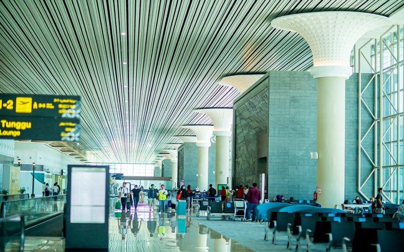 Suasana Bandara