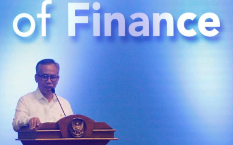 Ketua Dewan Komisioner Otoritas Jasa Keuangan (OJK), Wimboh Santoso.  BISNIS.COM