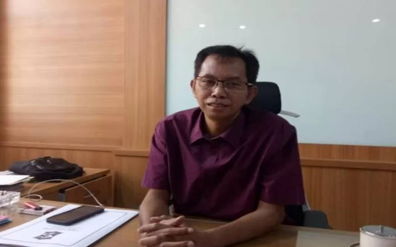 Ketua DPC PDIP Surabaya Adi Sutarwijono. - Antara