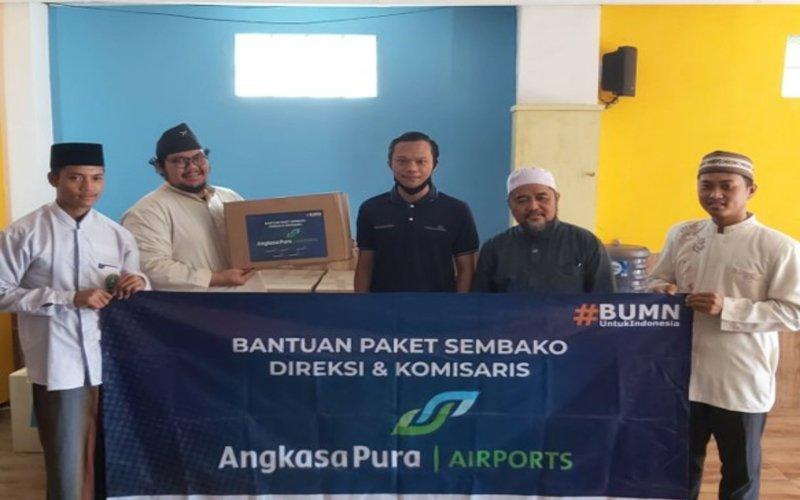 Pemberian bantuan di wilayah Jakarta