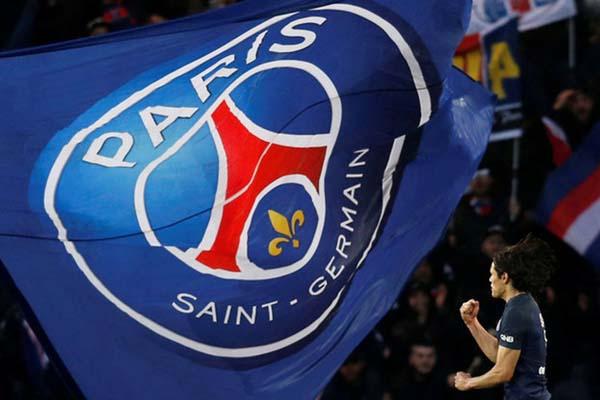 Striker Paris Saint-Germain Edinson Cavani/Reuters - Regis Duvignau