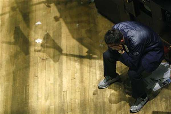 Ilustrasi depresi - Reuters/Brendan McDermid