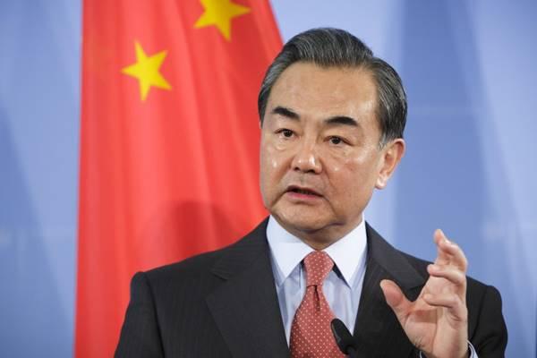 Menteri Luar Negeri China Wang Yi  - Istimewa