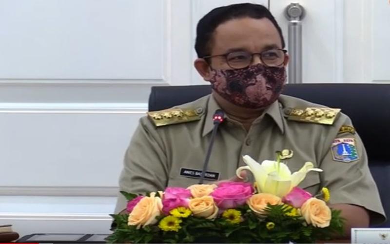 Gubernur DKI Jakarta Anies Baswedan. JIBI - Bisnis - Nancy Junita