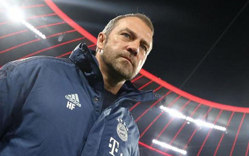 Pelatih Bayern Munchen Hansi Flick - DW