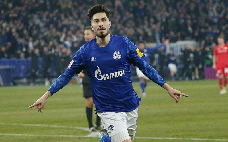 Top skor Schalke 04 Suat Serdar. - Schalke04.de