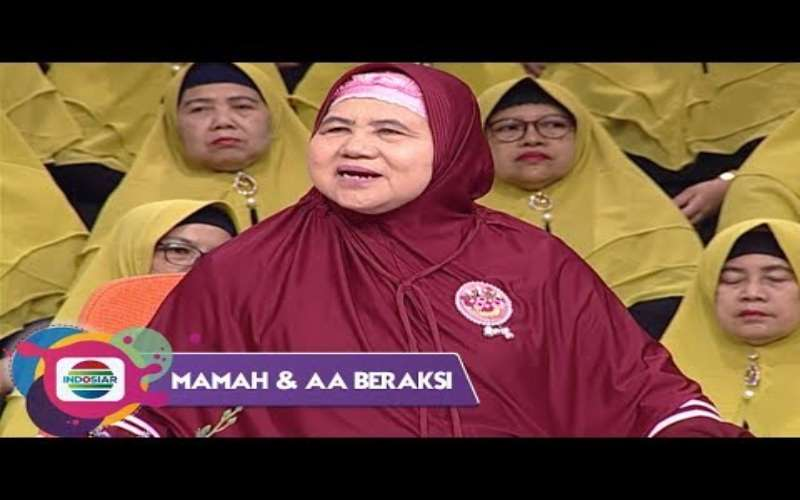 Mamah Dedeh - youtube
