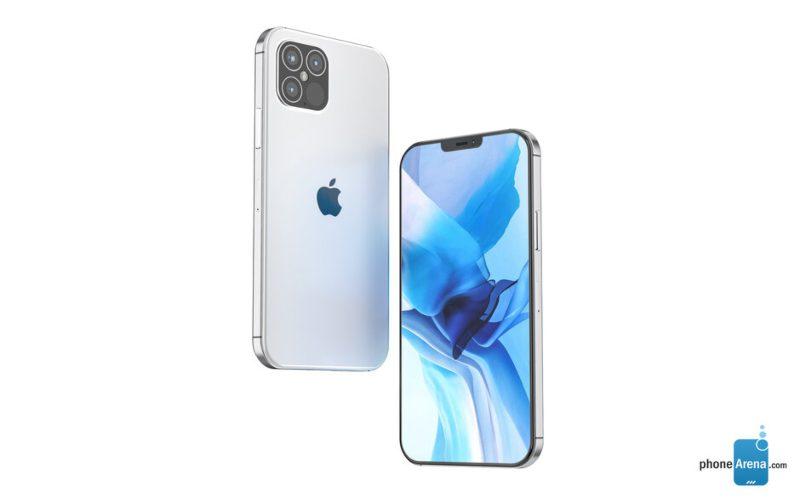 iPhone 12. / PhoneArena