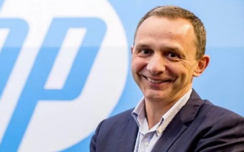 CEO HP Enrique Lores. - Istimewa