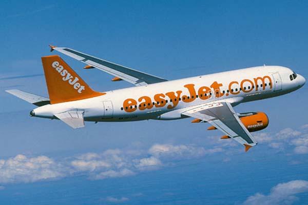 Pesawat easyJet/easyjetcom - yus