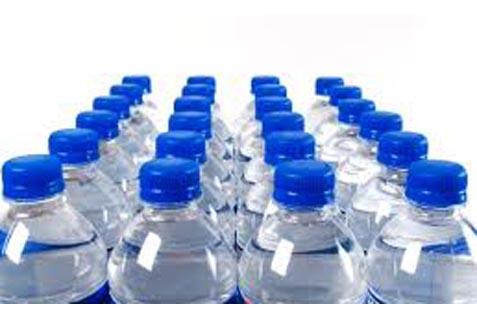 Air minum dalam kemasan botol. - Bisnis
