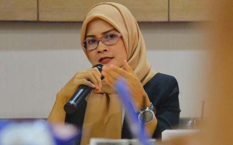 Juru Bicara Kementerian Perhubungan Adita Irawati. - Dok. Istimewa