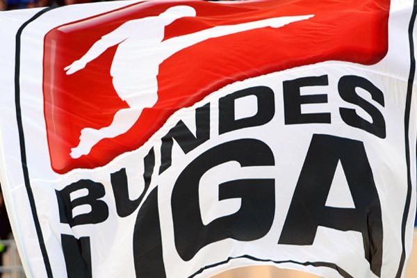 Bendera Bundesliga Jerman - The Yellow Cap