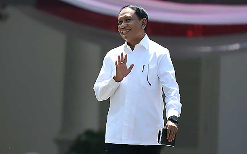 Menteri Pemuda dan Olahraga Zainudin Amali./Antara - Puspa Perwitasari