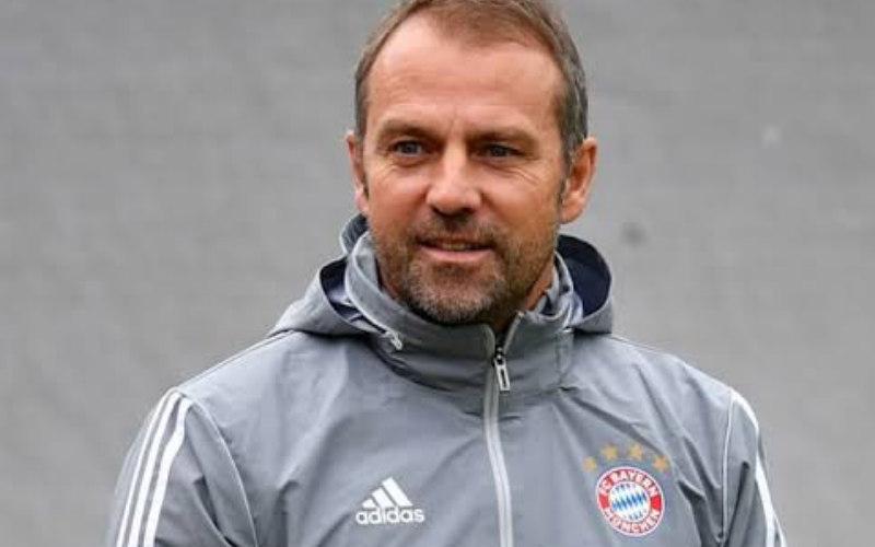 Pelatih Bayern Munchen, Hansi Flick - FC Bayern