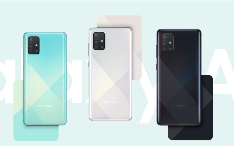 Samsung menghadirkan varian terbaru dari Galaxy A Series ini yang merupakan paket lengkap. SAMSUNG