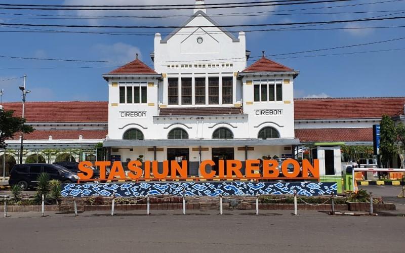 Stasiun KA Cirebon - Bisnis/Hakim Baihaqi