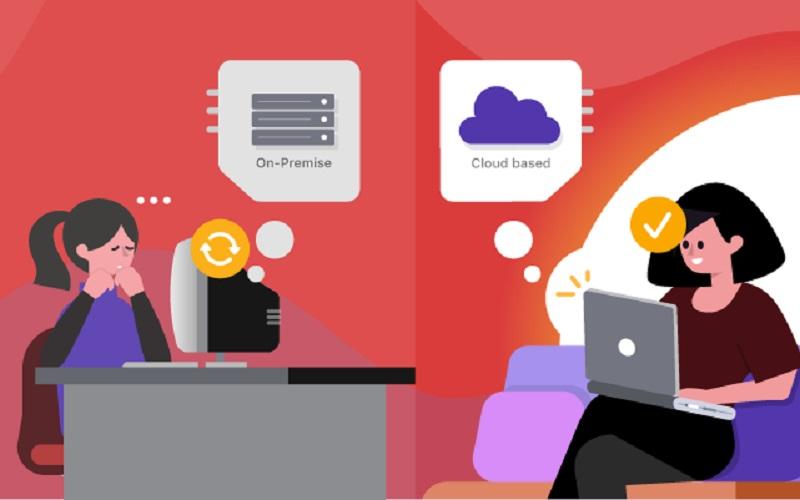 Talenta, software HRIS berbasis cloud.