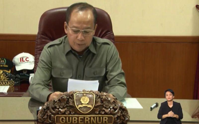 Gubernur Lembaga Ketahanan Nasional (Lemhanas) Agus Widjojo/istimewa