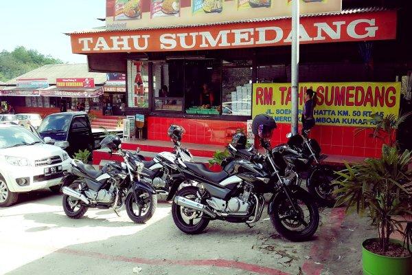 Ilustrasi: Gerai Tahu Sumedang. - Bisnis/balikpapanbiker.blogspot.com