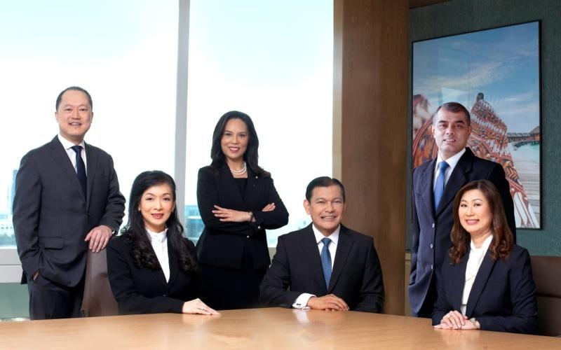 Jajaran Direksi Citibank Indonesia - Dokumen Citibank Indonesia