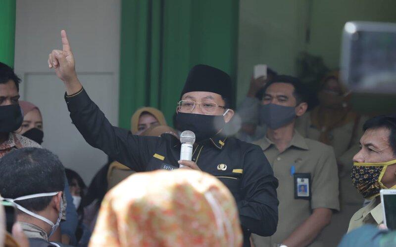 Wali Kota Malang Sutiaji. - Ist