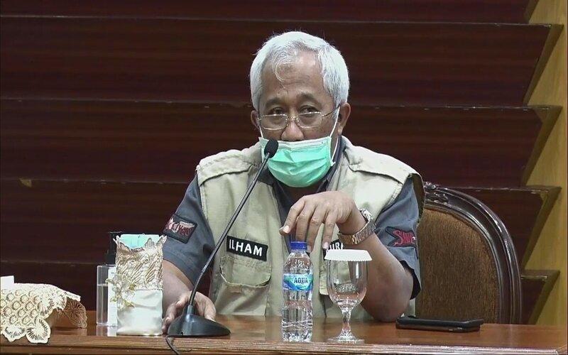 Direktur RSJ Menur, dr M. Hafidin Ilham.