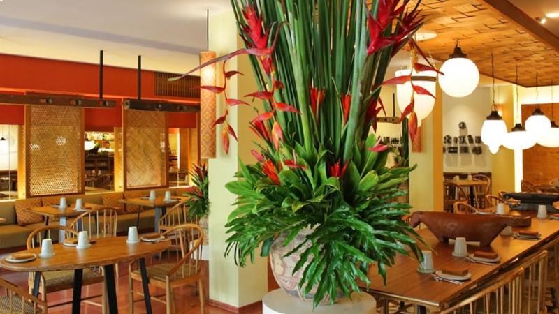 Restoran Locavore di Bali masuk dalam jajaran top 50 restoran terbaik di Asia. - www.locavore.co.id