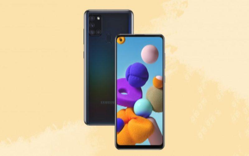 Samsung Galaxy A21s. - Samsung