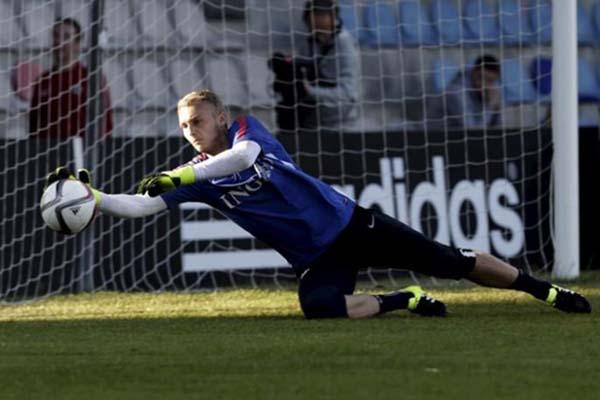 Jasper Cillessen/Reuters - Ints Kalnins